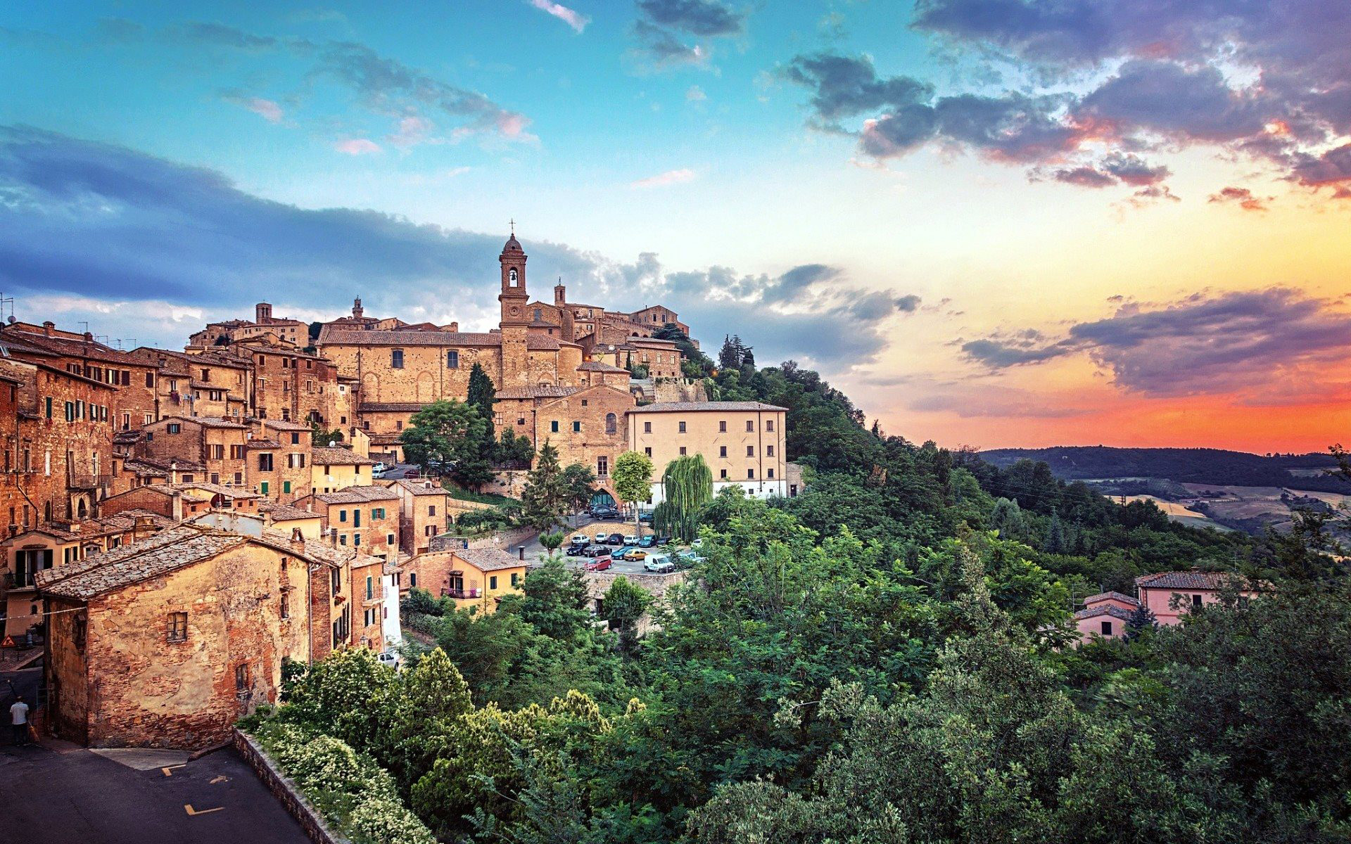 Montepulciano-Italy
